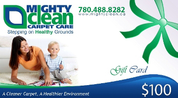 Mighty Clean Gift Certificate